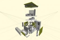 Vista despiece módulo 5 - CFV