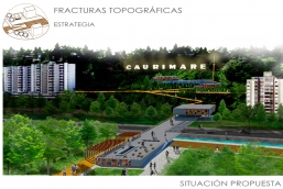 Fractura zoning prupuesta - CLC