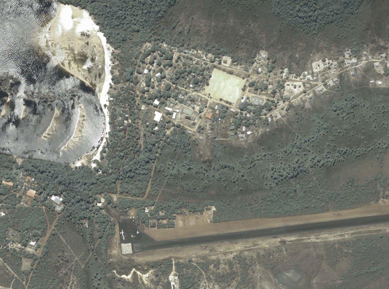 Foto satelital situación actual - CAN