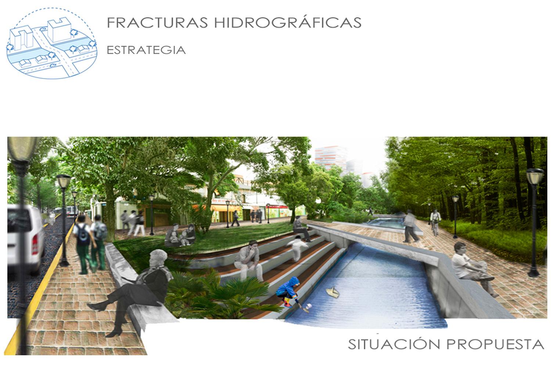 Fractura hidrografía prupuesta - CLC