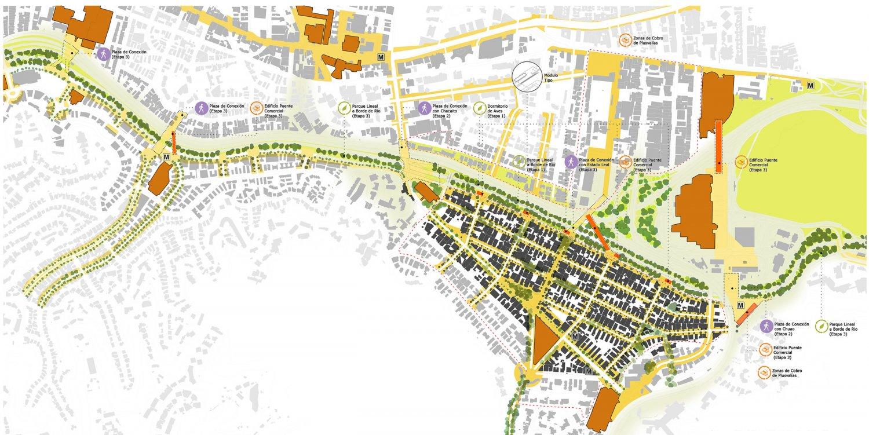 Propuesta urbana - CRJ