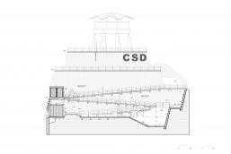 Fachada - CSD-1