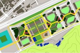 Planta urbana - HPA