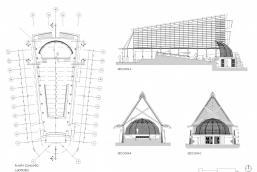Planos auditorio - KNM