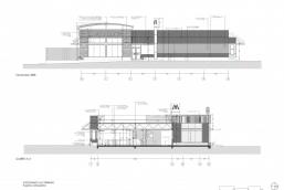 Secciones y Fachadas - MCD Casa Bera