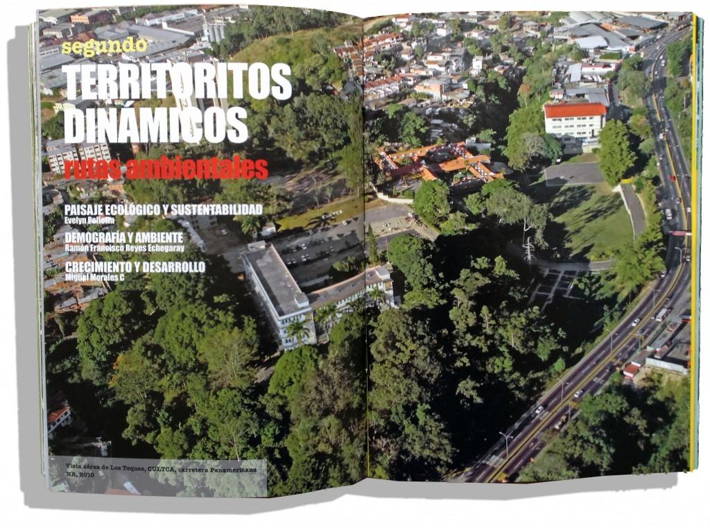 Páginas 98 y 99 del libro: Los Teques de la ciudad imprevista a la capital del cambio