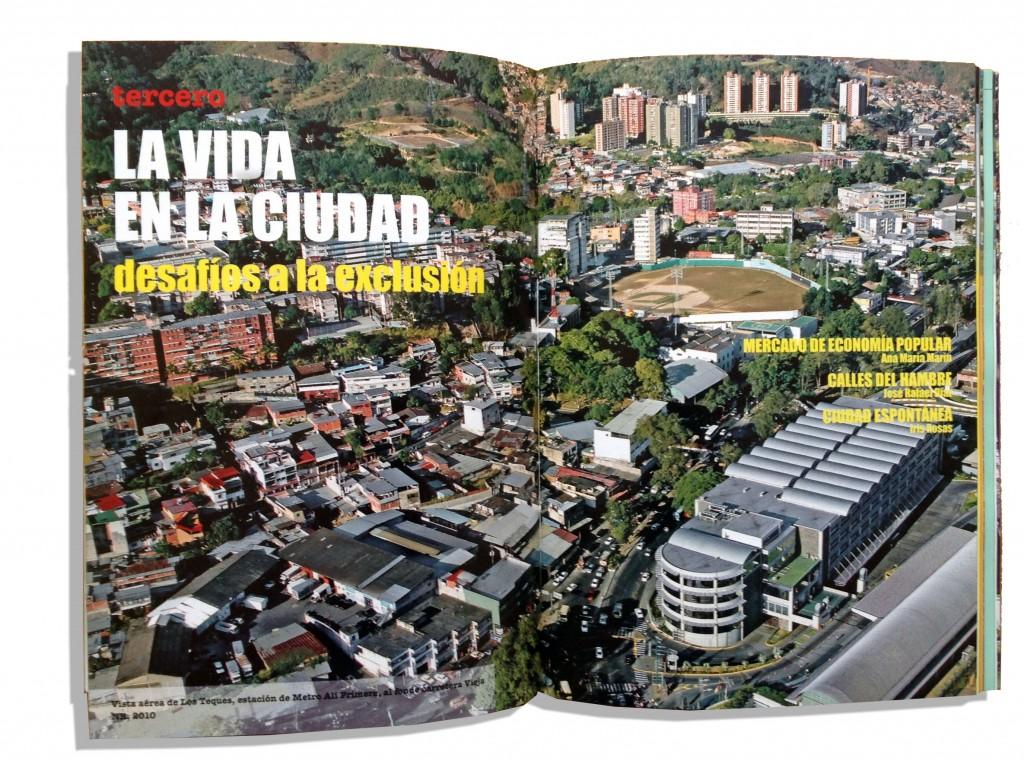 Páginas 134 y 135 del libro: Los Teques de la ciudad imprevista a la capital del cambio