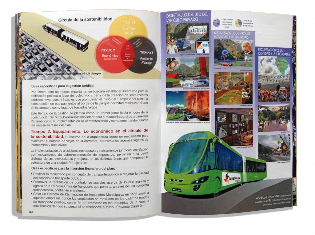 Páginas 262 y 263 del libro: Los Teques de la ciudad imprevista a la capital del cambio